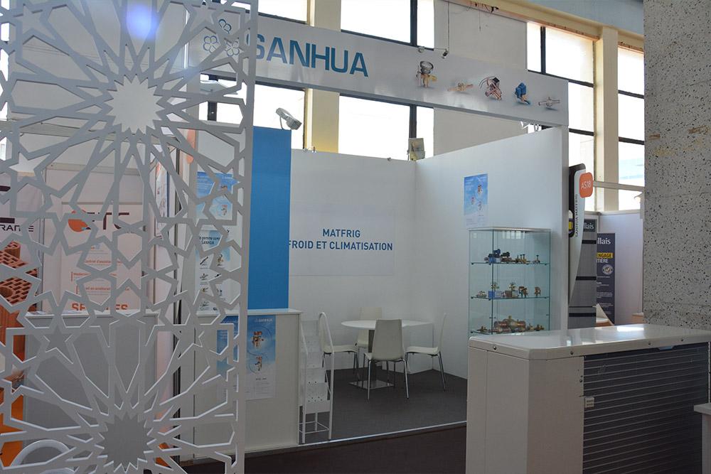 Batimatec 2017 - SANHUA MATFRIG