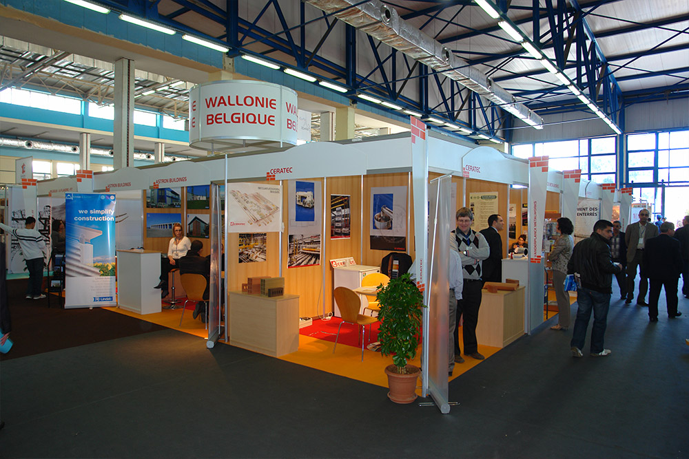 Batimatec 2009 - Installation générale