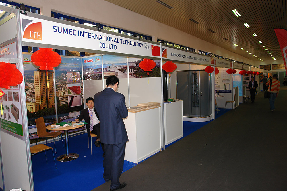 Batimatec 2010 - ITE - Chine