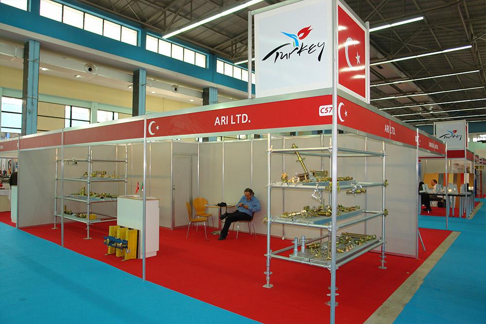 Batimatec 2010 - Turquie