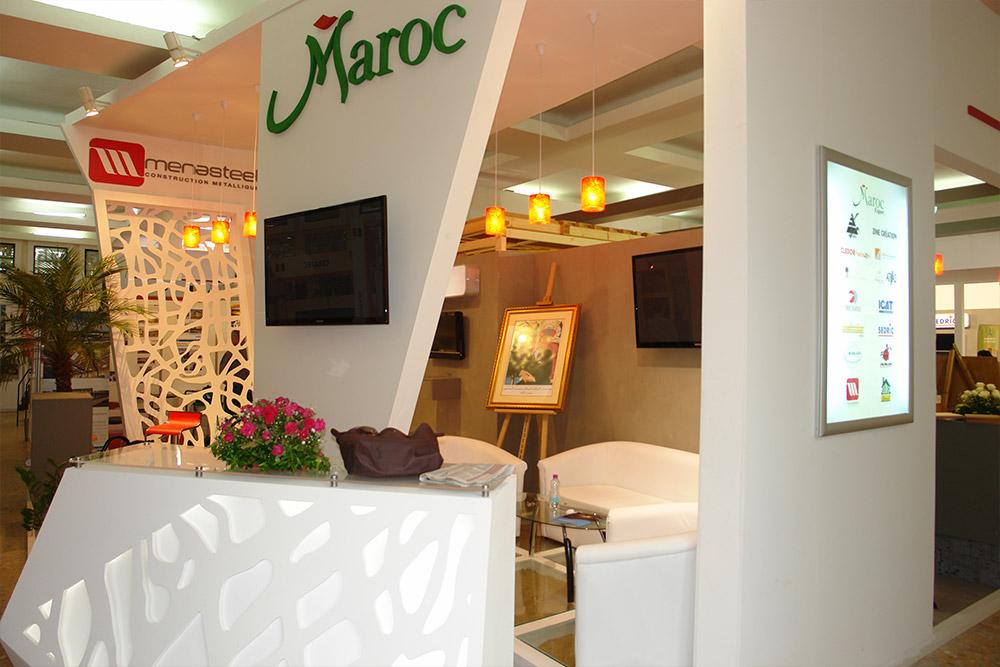 Batimatec 2012 - Maroc