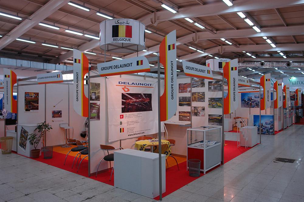 Batimatec 2013 - Belgique