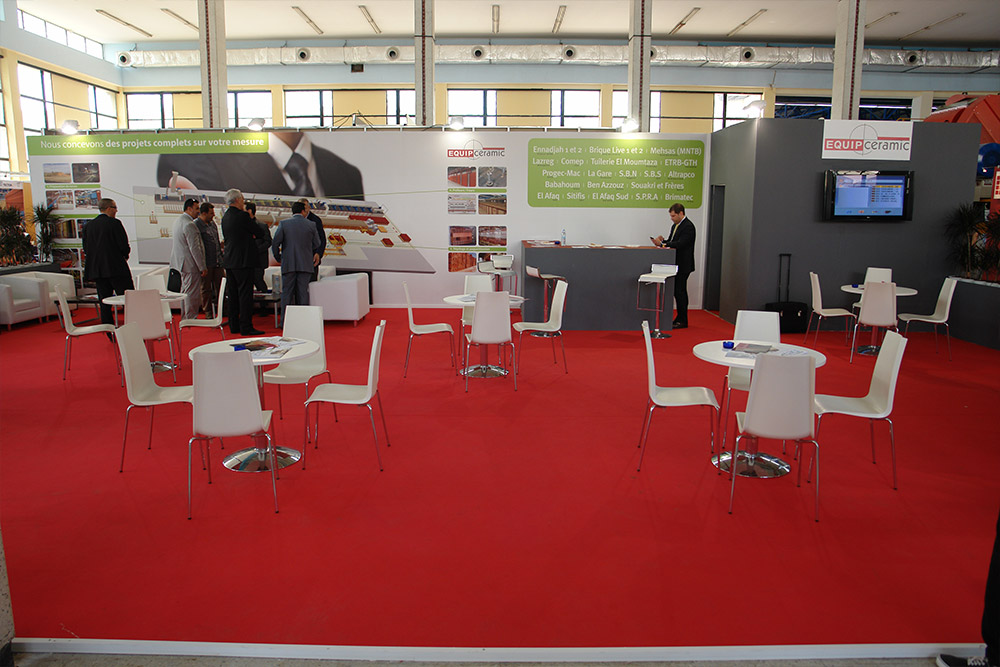 Batimatec 2013 - EquipCeramic