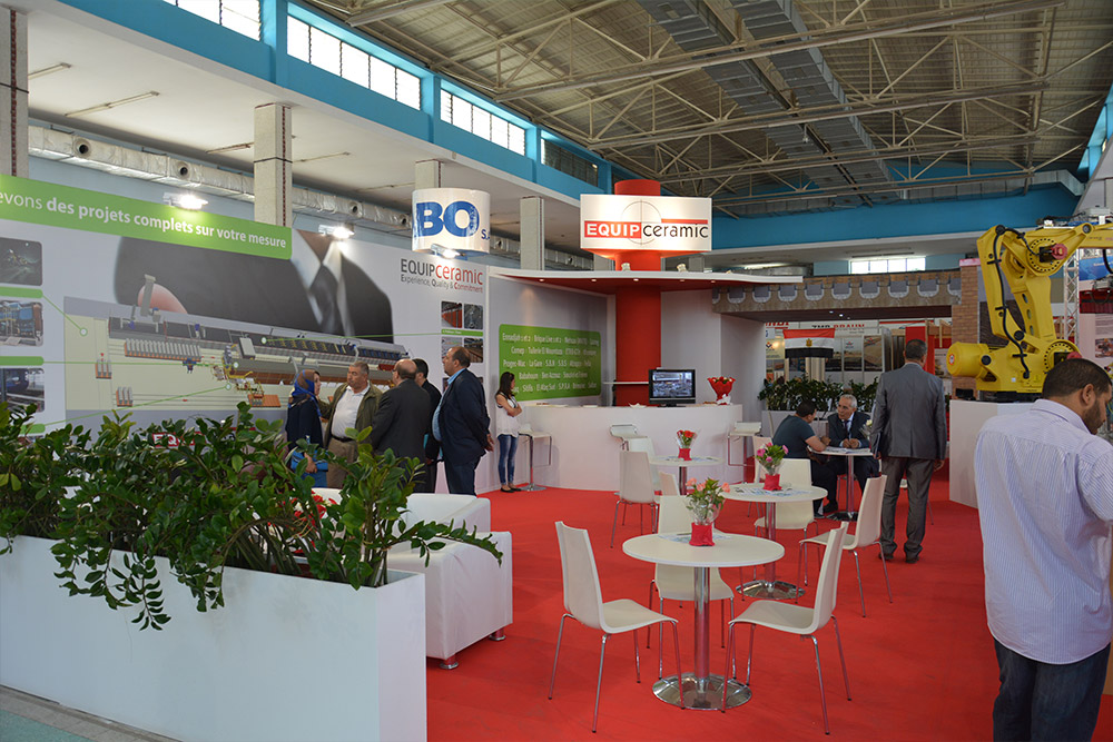 Batimatec 2014 - EquipCeramic