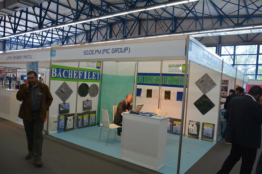 Batimatec 2014 - Pavillon français