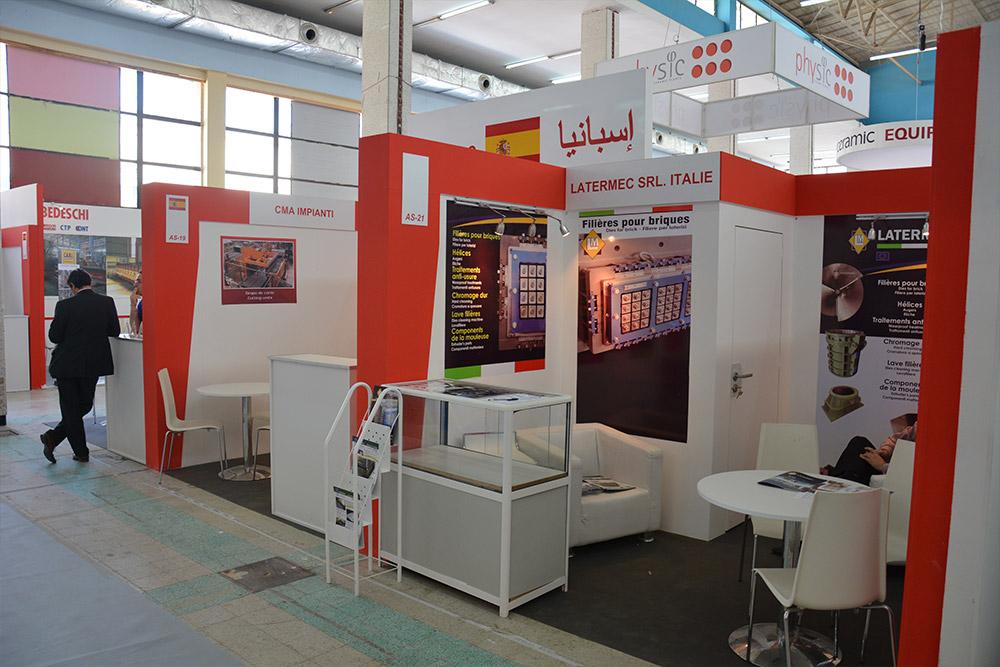 Batimatec 2015 - Espagne Pavillon A