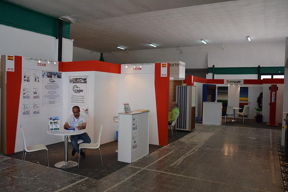 Batimatec 2015 - Espagne Pavillon H