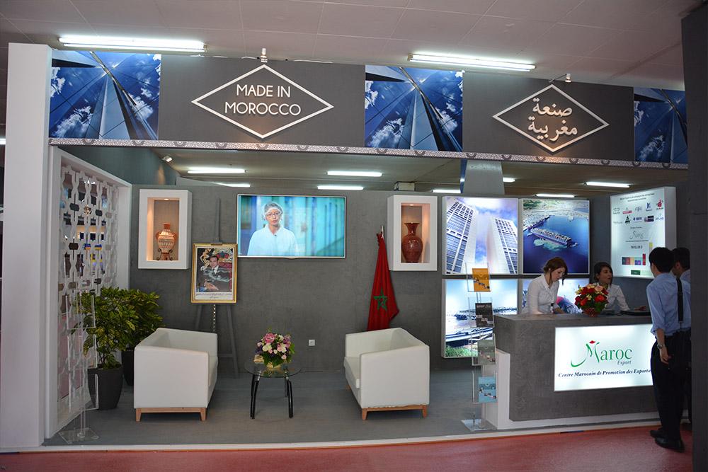 Batimatec 2015 - Maroc
