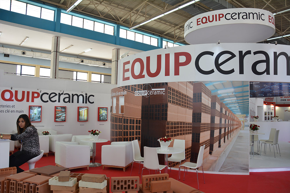 Batimatec 2015 - EquipCeramic