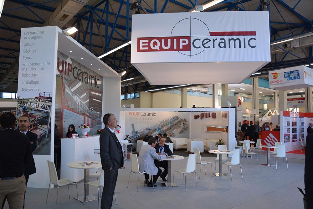 Batimatec 2016 - Equip Ceramic