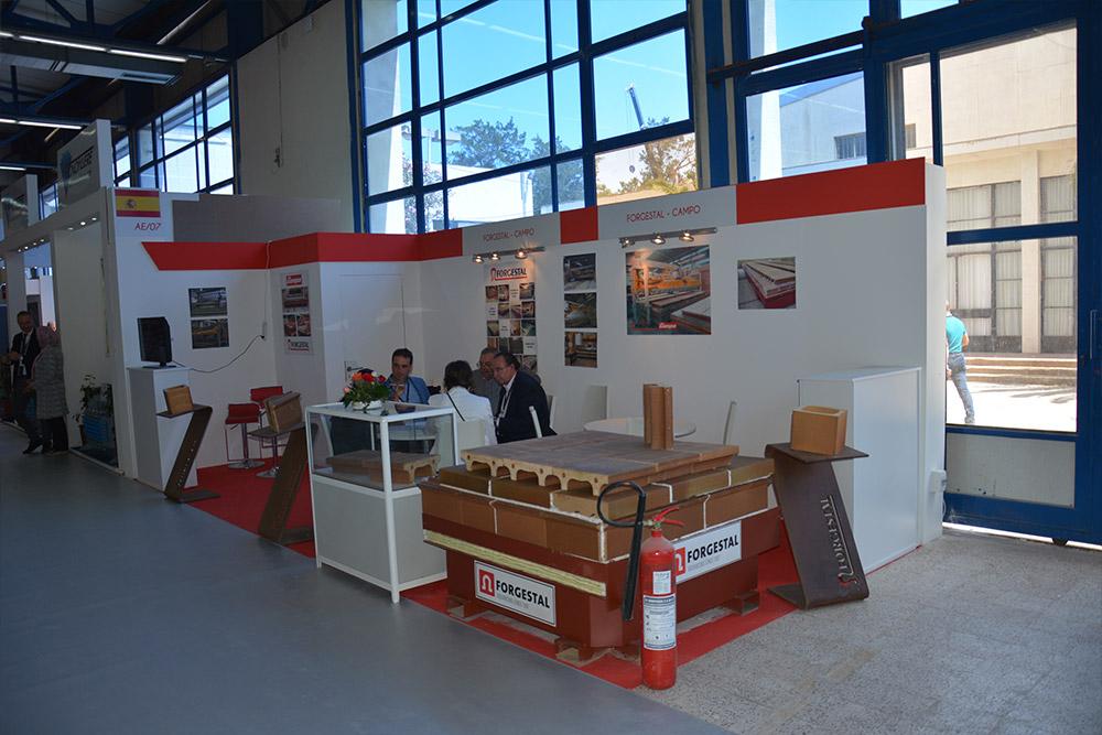 Batimatec 2016 - Espagne Pavillon A