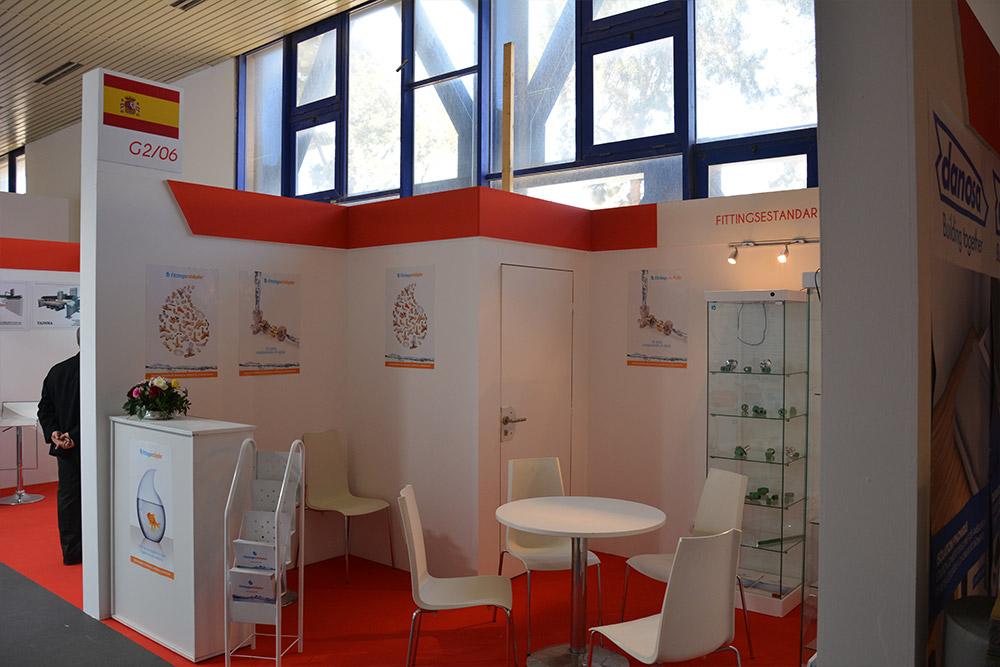 Batimatec 2016 - Espagne Pavillon G