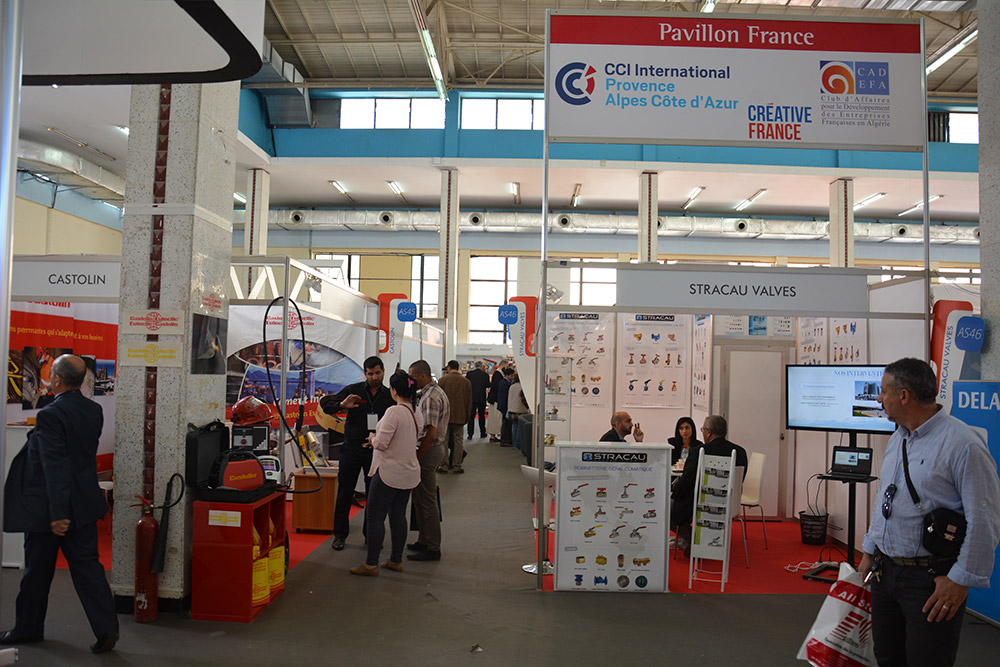 Batimatec 2016 - Pavillon France